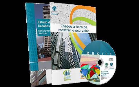 Comunidade da Construção (cadernos técnicos e CDs)