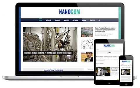 Nanocom – Portal Brasileiro de Nanotecnologia