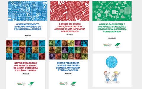 Projeto Klabin Semeando Educação – Cadernos de capacitação